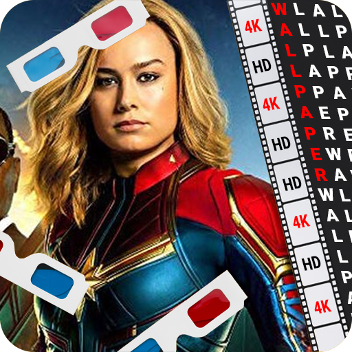 Baixar Movie Wallpaper for Captain Marvel 4K para Android