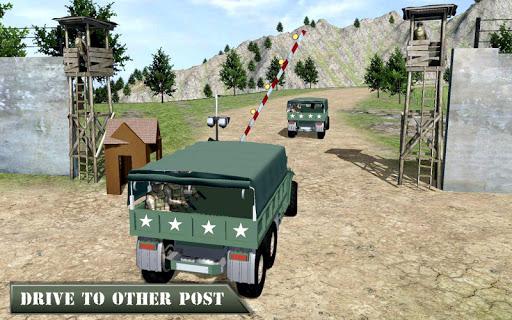 US Army Truck Sim Vehicles 1.1 screenshots 7