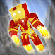 Superheroes Mod for Minecraft PE - Androidアプリ