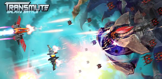 Transmute: Galaxy Battle 1.2.94 (Mod Money)