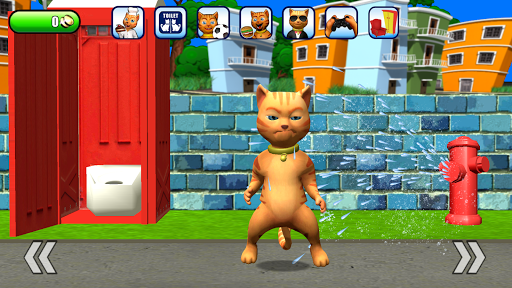 Talking Cat Leo: Virtual Pet 15 screenshots 13