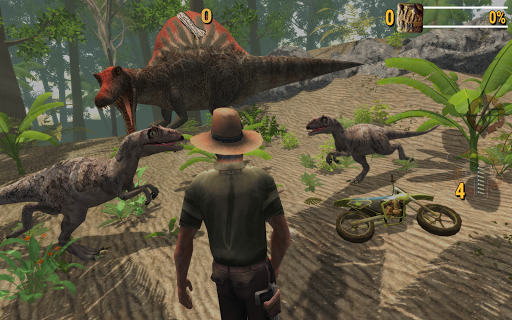 Dinosaur Safari: Online Evolution  screenshots 11