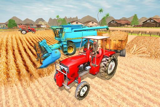 New Milford Tractor Farming Organic SIM Games 2019 apkdebit screenshots 12