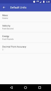 Bullet Energy Calculator Pro