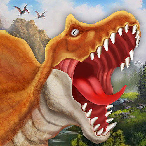 Dino Battle (Mod Money) 12.49 mod