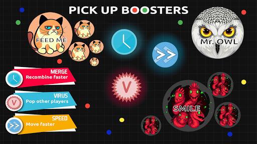 Blob io - Divide and conquer multiplayer gp11.5.0 screenshots 7