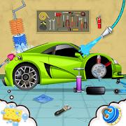 Baby Car Wash Garage Games For Boys