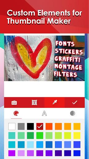 Thumbnail Maker & Channel Art Maker  Paidproapk.com 1