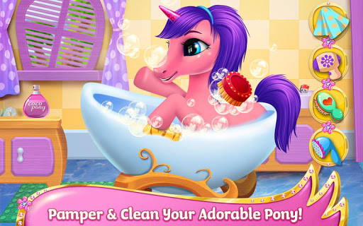 Coco Pony - My Dream Pet 1.1.2 screenshots 9