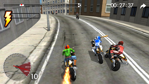 Moto Rush 1.5 screenshots 2