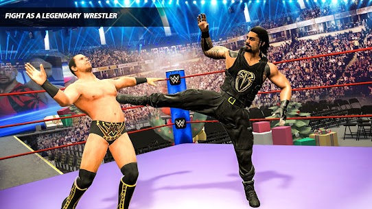 Real Wrestling Revolution: Wrestling Games 2