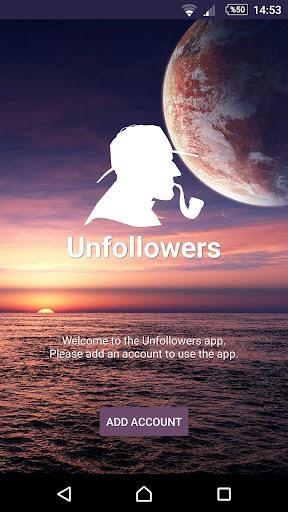 Unfollowers 2.0.2 Screenshots 1