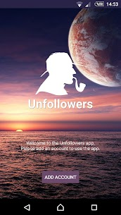 Unfollowers  Apps on For Pc – Windows 7, 8, 10 & Mac – Free Download 1