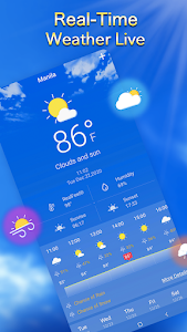 Local Weather Forecast - Accurate Weather & Alert 1.5.1