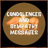 Condolences and Sympathy Messages app apk icon