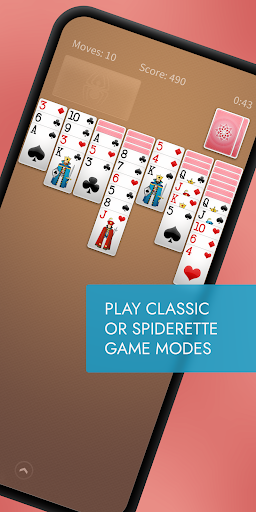 Spider Solitaire 1.3.95.120 Screenshots 5