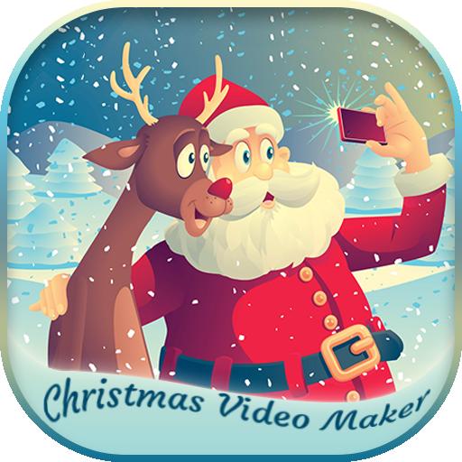 Adplayers 2021 Christmas Show Christmas Video Editor Slideshow With Music 2021