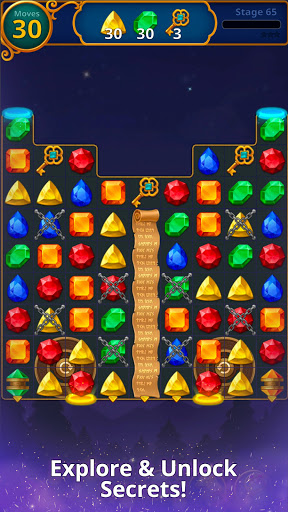 Jewels Magic: Mystery Match3  Screenshots 11