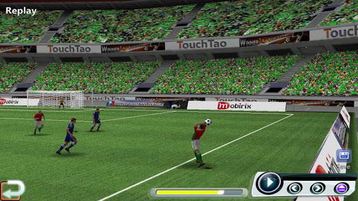 Ligue de football du monde screenshots apk mod 3