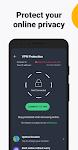 screenshot of AVG AntiVirus Free & Mobile Security, Photo Vault