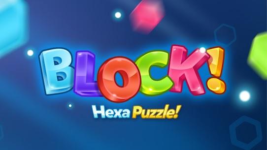Block! Hexa Puzzle™ MOD APK (Instant Win) Download 3