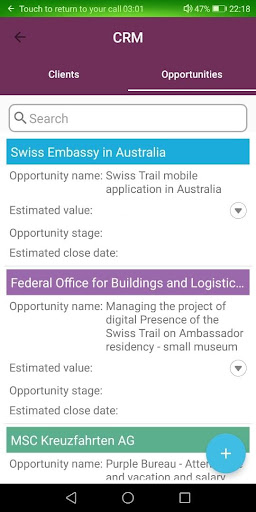 Purple Bureau - SevenSprings Technology AG  screenshots 1