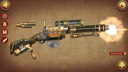 Steampunk Weapons Simulator - Steampunk Guns  screenshots 13
