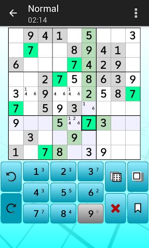Sudoku - Logic Puzzles 2.7.4 screenshots 2
