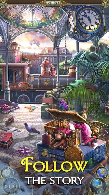 Hidden City: Hidden Object Adventure  poster 2
