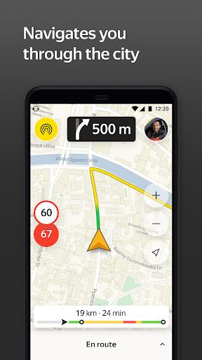 Yandex Pro (Taximeter)u2014Driver job in taxi for ride apktram screenshots 3