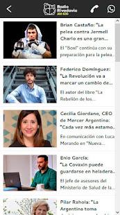 Radio Rivadavia AM630 1.1 screenshots 3