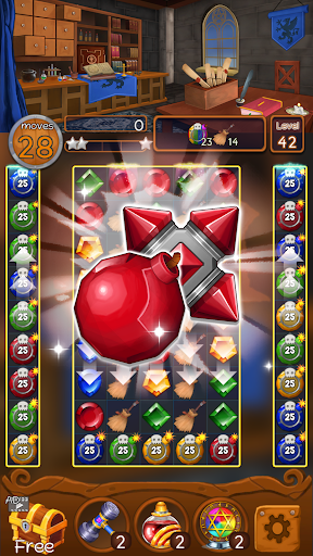 Jewels Magic Kingdom: Match-3 puzzle 1.8.20 screenshots 6