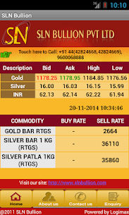 SLN Bullion  Apps For Pc – Free Download – Windows And Mac 2