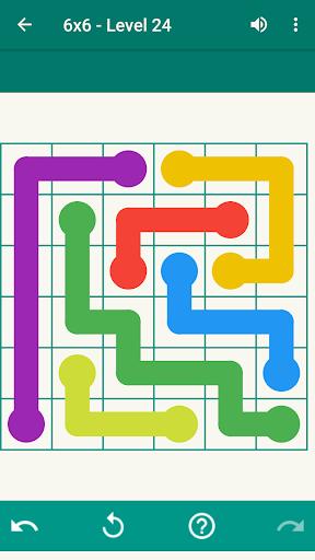 line color linking: link color dots screenshot 1