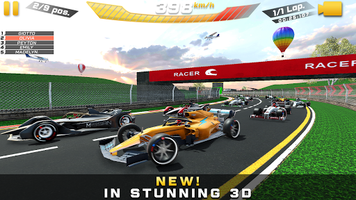 Top formula car speed racer:New Racing Game 2021 1.4 screenshots 5