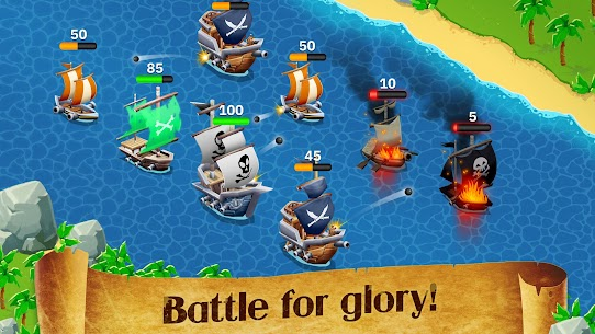 Idle Pirate Tycoon MOD APK 1.5.3 (Unlimited Money) 3
