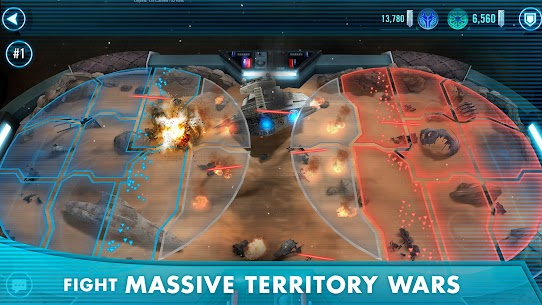 Star Wars™: Galaxy of Heroes 0.23.742101 MOD APK [HALF DAMAGE/GOD ATTACK] 5