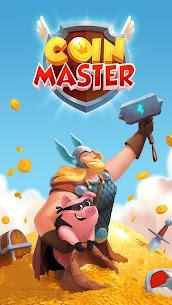 Coin Master MOD (Unlimited Coins/Spins) APK for Android 1