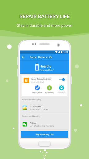 Safe Security -  Antivirus, Booster, Phone Cleaner 5.6.9.4834 Screenshots 6