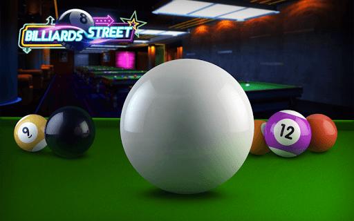 Pool Ball Game - Billiards Street https screenshots 1