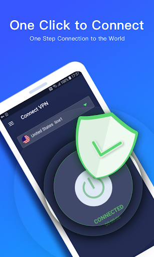 Connect VPN u2014 Free, Fast, Unlimited VPN Proxy android2mod screenshots 4