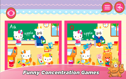 Hello Kitty All Games for kids  screenshots 5