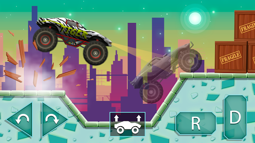 Monster trucks for Kids apktram screenshots 3