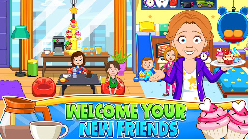 My Town : Street, After School Neighbourhood Fun screenshots 4