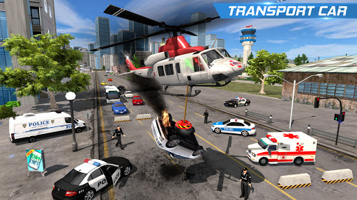 Helicopter Flight Pilot Simulator 1.0.1 screenshots 2