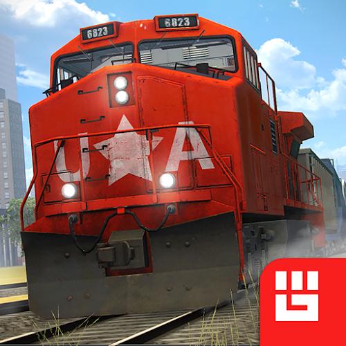 Train Simulator PRO 2018 (Mod Money) 1.5 mod