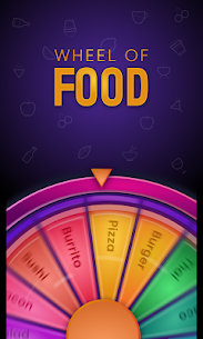 Wheel of Food 0.0.1 Android APK Mod Newest 1