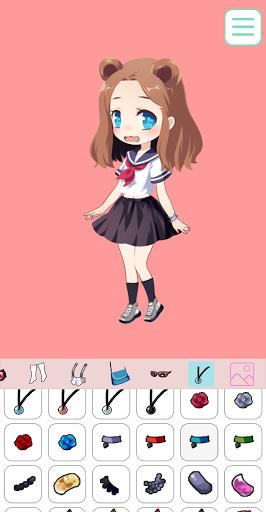 Favorite girl : Dress up game  screenshots 4