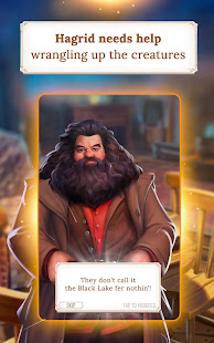 Harry Potter: Puzzles & Spells - Match 3 Games 35.2.729 Screenshots 3
