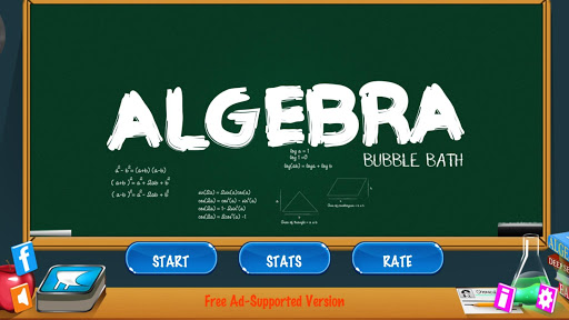 Learn Algebra Bubble Bath Game For PC Windows (7, 8, 10, 10X) & Mac Computer Image Number- 5